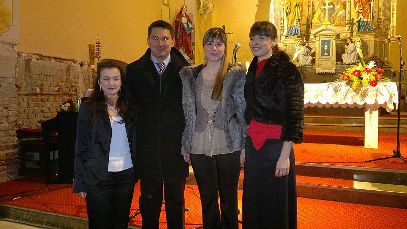 Koncert u župnoj crkvi Svetog Vida